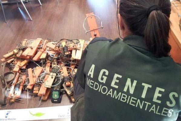 Agente Residuos Medioambientales